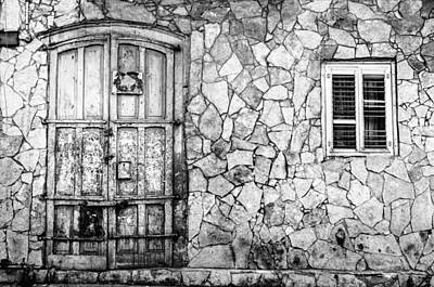 Photograph - Doors Of Tel Aviv by Alexey Stiop