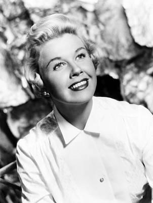 1950s Portraits Photograph - Doris Day, Ca. Early 1950s by Everett