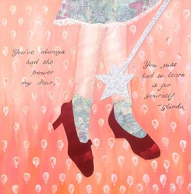 Dorothy Art Print by Sabrina Phillips