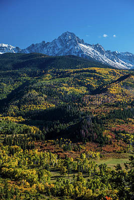 Ralph Lauren Photograph - Double Rl Ranch Near Ridgway, Colorado by Panoramic Images