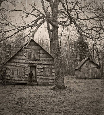 Photograph - Down On The Farm by Susan Leggett