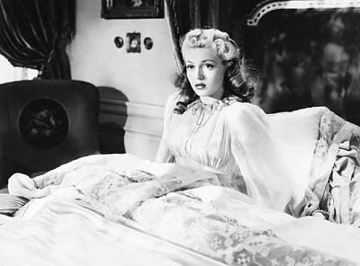 1941 Movies Photograph - Dr. Jekyll And Mr. Hyde, Lana Turner by Everett