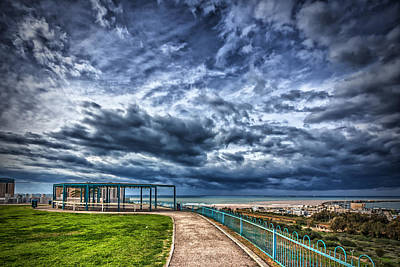 Dramatic Skies Art Print