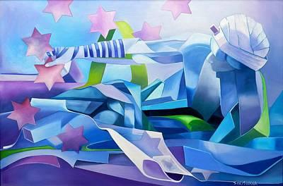 Dream Art Print by Susan Robinson