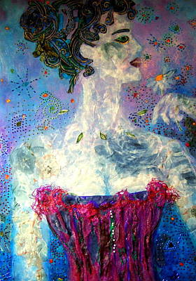Dreaming Art Print by Diane Fine