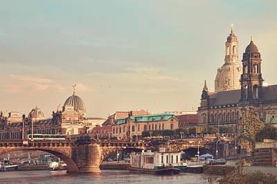 Dresden Art Print by Steffen Gierok