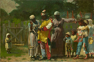 4th Of July Painting - Dressing For The Carnival by Philip Ralley