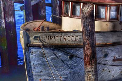 Photograph - Driftwood by Bill Owen