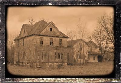 Photograph - Dual Abandonment by Bonfire Photography