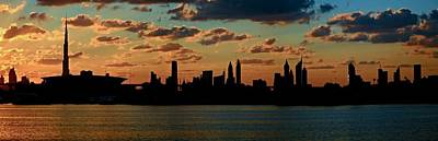 Photograph - Dubai Skyline by Steven Liveoak