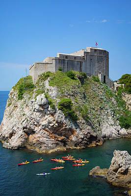 Dubrovnik, Dubrovnik-neretva County Art Print