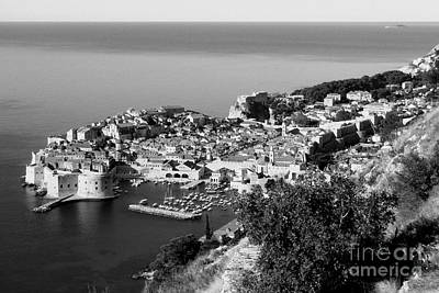 Dubrovnik Panorama  Print by Aston Pershing