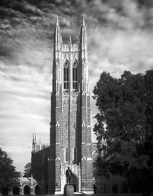 Duke University's Chapel Tower Art Print