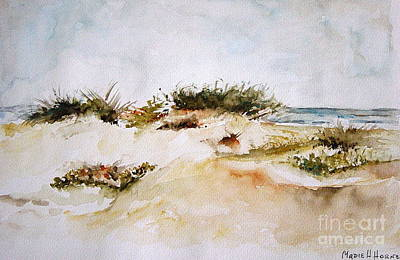 Painting - Dunes I by Madie Horne