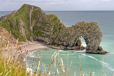 Photograph - Durdle Door by Tony Murtagh
