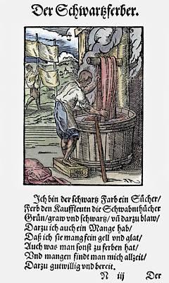 Dyer, 1568 Art Print by Granger