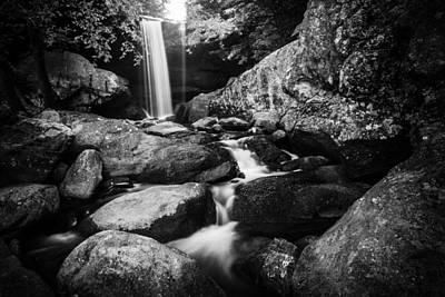 Waterfall Photograph - Eagle Falls by Alexey Stiop