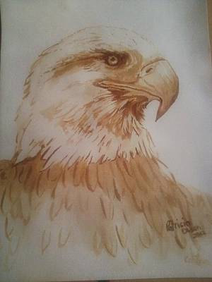 Painting - Eagle by Patricia Olson