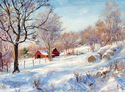 Painting - East Of Town by Bill Inman