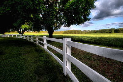 Photograph - East Windsor Farm by Andrea Galiffi