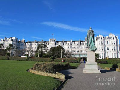 Photograph - Eastbourne Grand Hotel by Art Photography