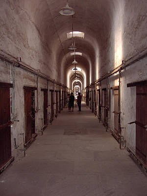 Photograph - Eastern State Penitentiary by David Nichols
