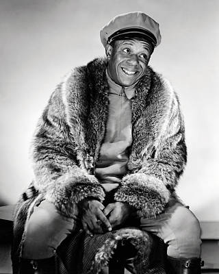 Anderson Photograph - Eddie 'rochester' Anderson by Silver Screen