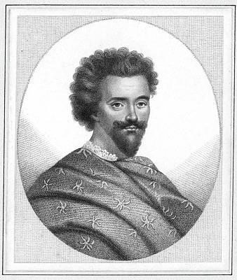 Edward Herbert (1583-1648) Art Print