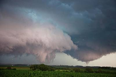 Minnesota Landscape Wall Art - Photograph - Ef4 Tornado by Roger Hill/science Photo Library