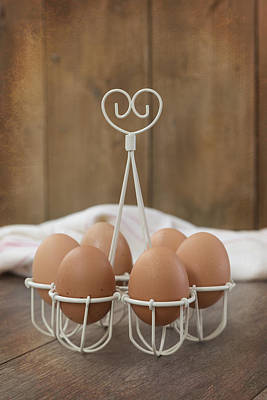 Basic Photograph - Eggs by Amanda Elwell