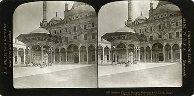 Mohammad Photograph - Egypt Cairo, 1901 by Granger
