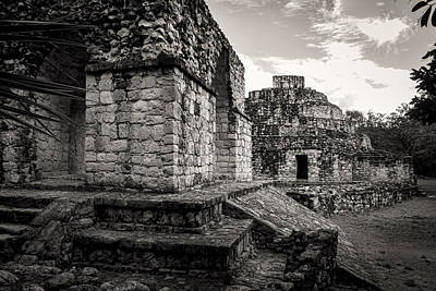 Photograph - Ek Balam Ruins by For Ninety One Days