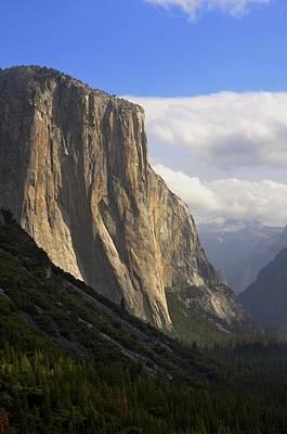 El Capitan Yosemite Art Print