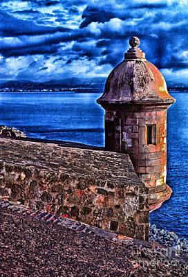 El Morro Fortress Art Print by Thomas R Fletcher