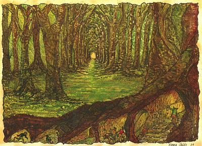 Elf Wood Original
