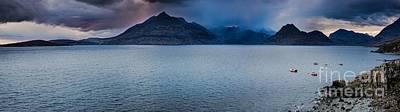 Maciej B. Markiewicz Photograph - Elgol Sunset by Maciej Markiewicz