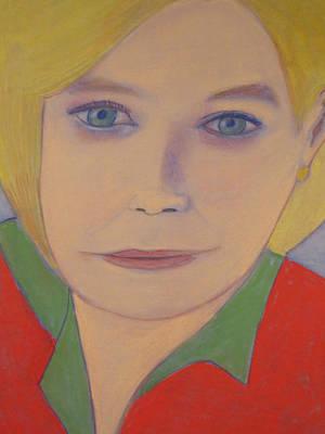 Elizabeth Art Print