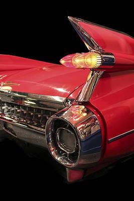 Photograph - Cadillac by Carlos Diaz