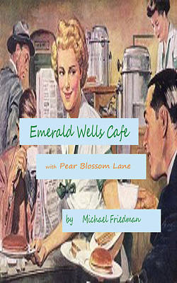Wall Art - Drawing - Emerald Wells Cafe by Mike Friedman
