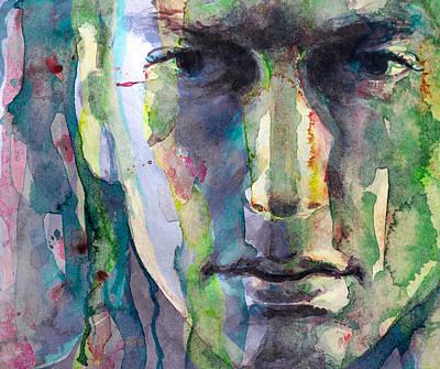 Eminem 3 Art Print by Laur Iduc