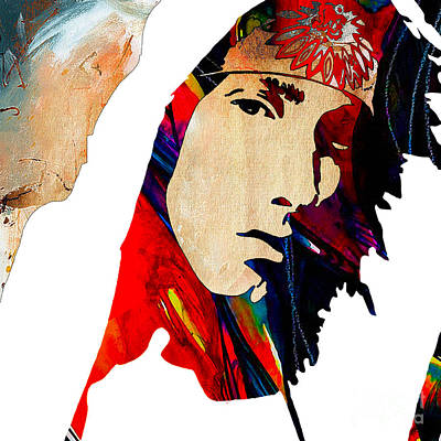 Eminem Collection. Art Print by Marvin Blaine