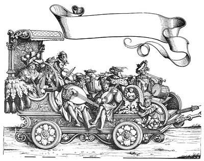 Emperor Maximilian Art Print by Granger