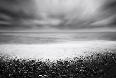 Coast Wall Art - Photograph - Emptiness by Catalin Alexandru