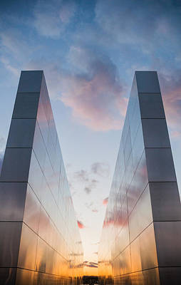 911 Memorial Photograph - Empty  by Kristopher Schoenleber