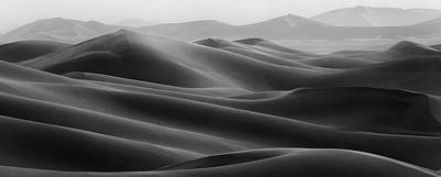 Panorama Wall Art - Photograph - Empty Quarter by Haitham Al Farsi