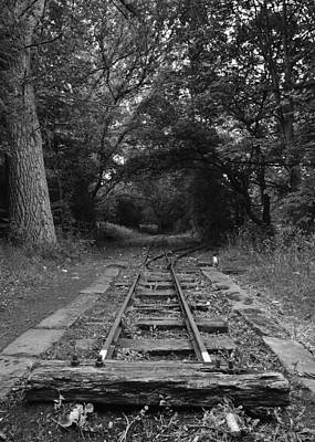 Photograph - End Of The Line by Pablo Lopez