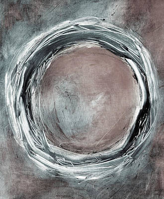 Painting - Enso by Katie Black