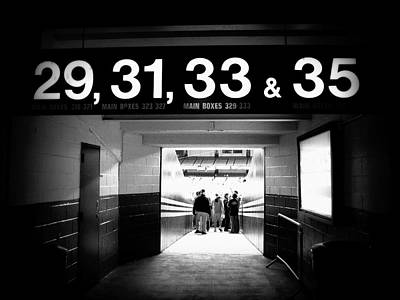 Yankees Photograph - Entering The Cathedral Of Baseball by Aurelio Zucco