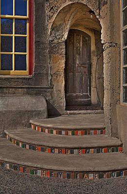 Mercer Tile Photograph - Entrance by Susan Candelario