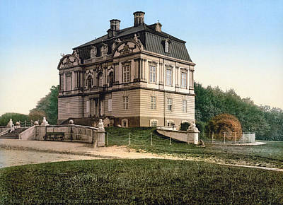 1900 Architecture Painting - Eremitage Palace, C1895 by Granger